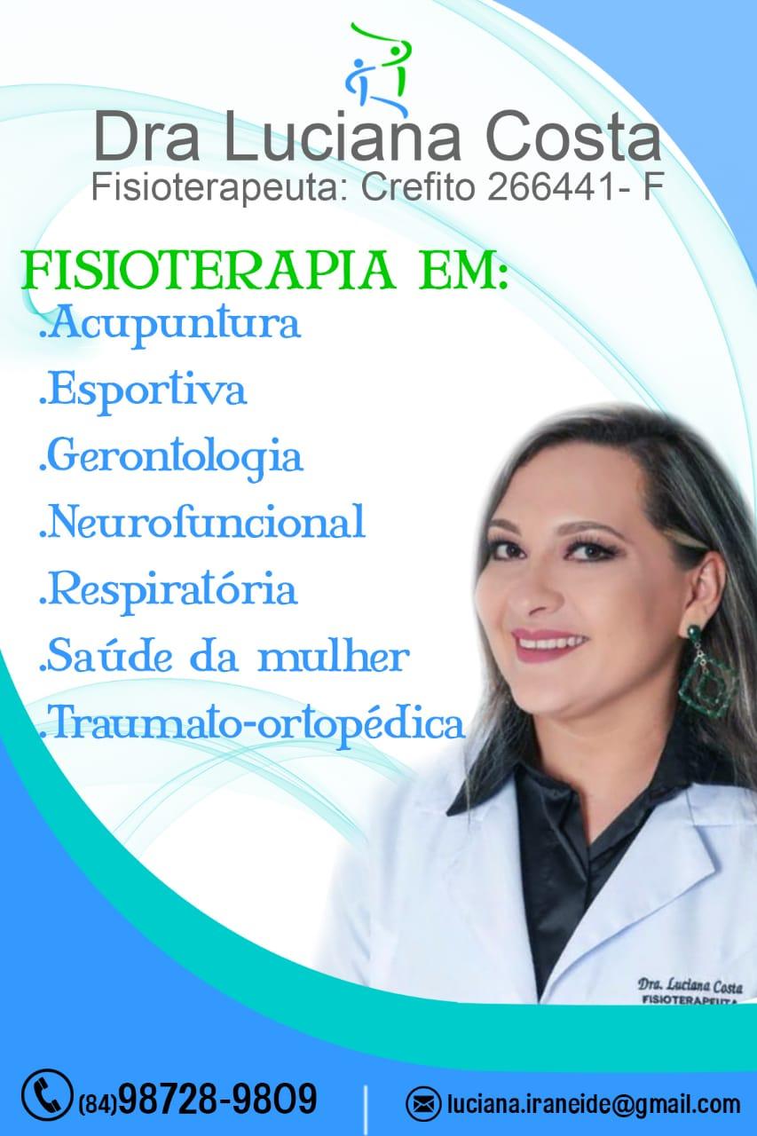Luciana Costa Fisioterapia