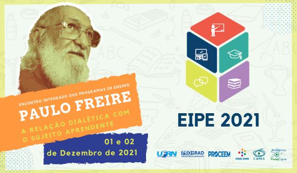 ENCONTRO INTEGRADO DOS PROGRAMAS DE ENSINO DA UFRN 2021