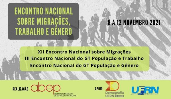 Encontro Nacional sobre Migrações, Trabalho e Gênero
