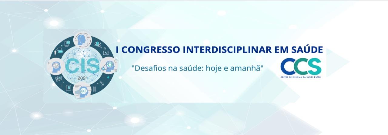 CONGRESSO INTERDISCIPLINAR EM SAÚDE